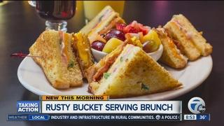 Rusty Bucket unveils new brunch menu