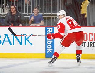 Wings lose F Tomas Nosek to NHL expansion draft