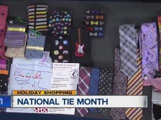 Ties & socks with The Shirt Box