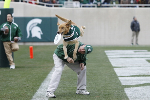 Michigan State's Bridges out 2-plus weeks with ankle injury
