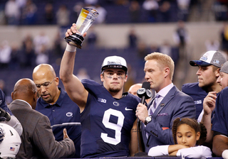 Penn St. rallies to beat Wisconsin for B1G title