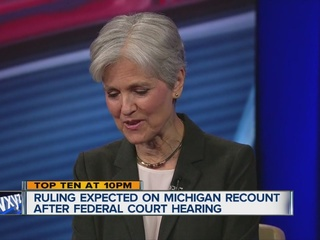 Hearing set for presidential recount case