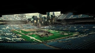 Silverdome featured in Transformers trailer