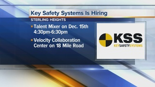 Key Safety Systems needs to fill 50 jobs