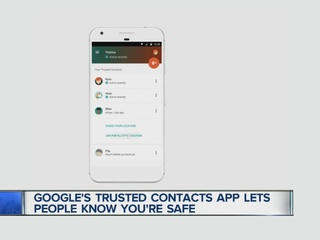 Google's new app aims to help you feel safe