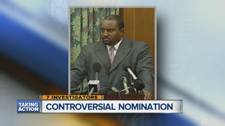 Evans rescinds controversial board nomination
