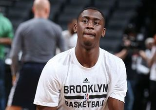 LeVert makes NBA debut with Nets
