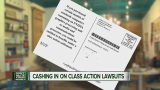 Class action cases that can get you free money