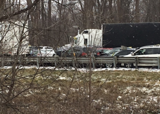 Married couple ID'd as two of victims in pileup