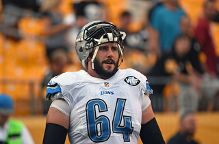Swanson, Reiff among Lions inactives vs. Seattle