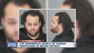Inside the dangerous world of human trafficking