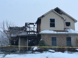 Grandfather dies from injuries after fire