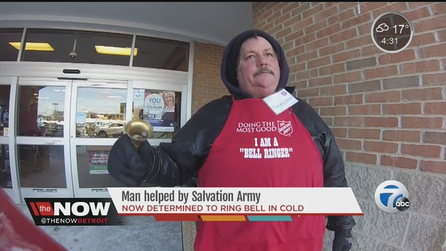 Salvation Army Hits Halfway Point in Red Kettle Goal