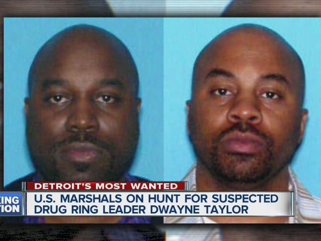 Detroit's Most Wanted: Dwayne Taylor is No  1 most wanted