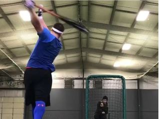 Tigers catcher McCann gets BP help from his wife