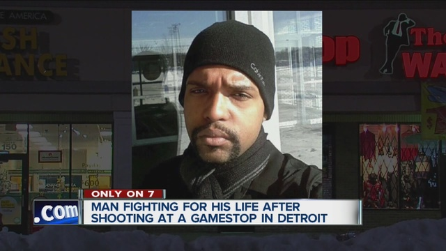 Detroit man in critical condition after Christmas Eve GameStop ...