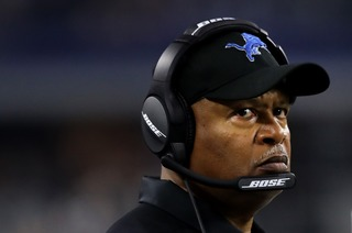 Lions to keep coach Caldwell in 2017