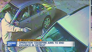 Operation Ceasefire aims to end gun violence