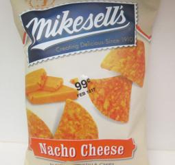 Nacho chips recalled over salmonella concern