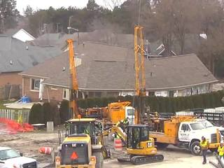 Sinkhole not worsened by Super Bowl fans'...