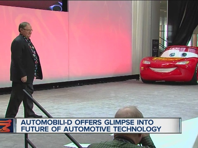 AutoMobili-D: Latest Mobility Technology Showcased at North American International Auto Show