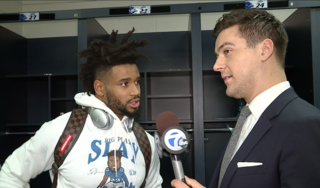 VIDEO: Postgame interviews with Lions after loss