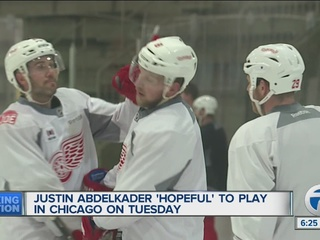 Red Wings taking dads on road trip again
