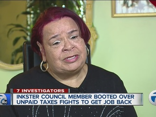 Ousted Inkster councilwoman plans to sue city