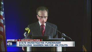 Fundraising at State of City speech investigated