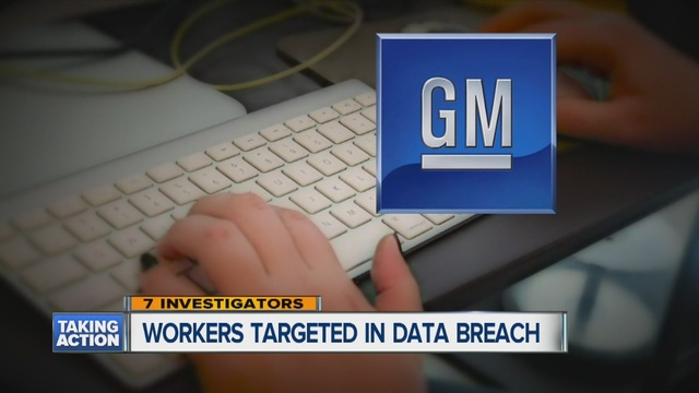 Some General Motors Employees Victims Of Identity Theft