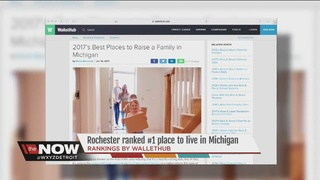 Rochester named best place to raise a family