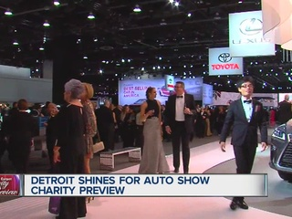 Charity preview brings Hollywood glitz to NAIAS