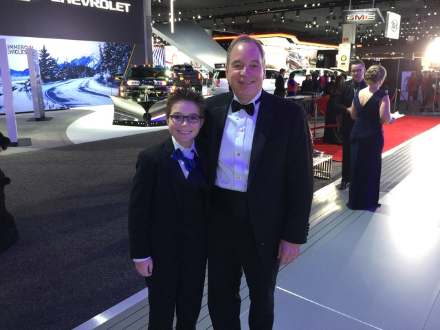 Photos Detroit Auto Show Charity Preview Gallery 1 Gallery