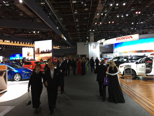 Photos Detroit Auto Show Charity Preview Gallery 2 Gallery