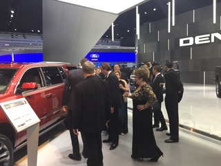 PHOTOS: Detroit Auto Show Charity Preview, 2