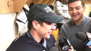 Crosby recalls memories at JLA, boos from fans