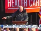 Thousands attend ACA rally featuring Bernie...