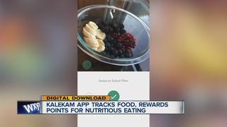 KaleKam app aims to make healthy eating fun