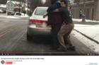 VIDEO: Ex-TV show contestant rescues choking man