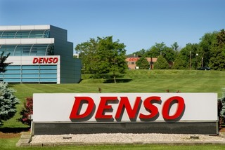 DENSO now hiring at the auto show