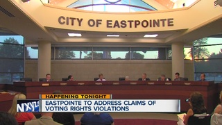 Eastpointe council to address lawsuit claims