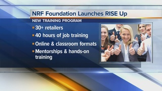 RISE Up program launched for retail industry
