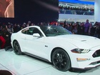 Electric line-lock available on new Mustang