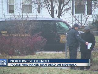Man shot, killed on Detroit's northwest side