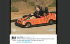 Harbaugh's recruiting trip becomes go-kart race