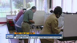 Eastpointe struggles with voting rights' issues