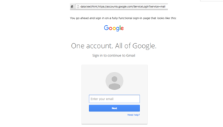 Beware of Gmail phishing scam targeting users