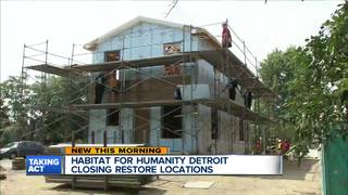 Habitat for Humanity Detroit announces layoffs