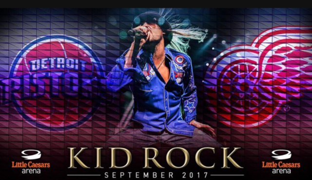 Kid Rock will be first performance at new arena