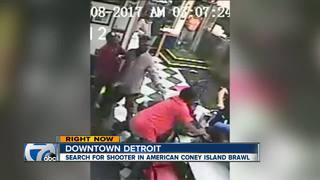 Police search for American Coney Island shooter